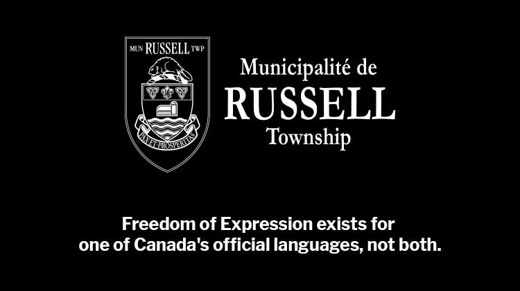 Freedom of Expression? NoThanks, we're Canadian...