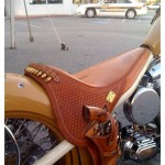 Motorcycle Seat of Freedom