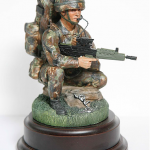 British Soldier Figurine