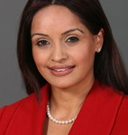 Ruby Dhalla -- Bollywood actor turned Canadian Member of Parliament
