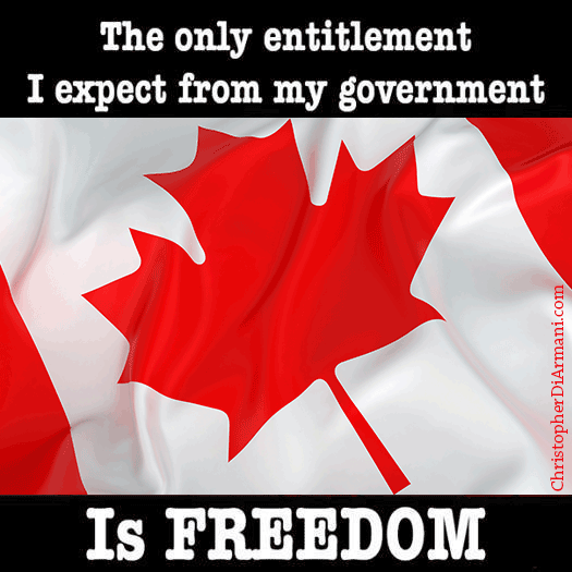 The-Only-Entitlement-I-Expect-From-My-Goverment-is-FREEDOM