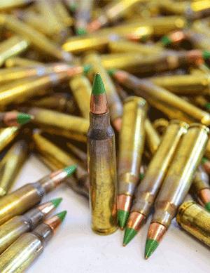 M855-Ammunition