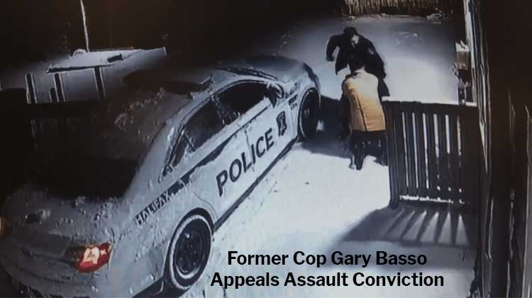 Former Halifax Cop Gary Bosso Appeals Assault Conviction