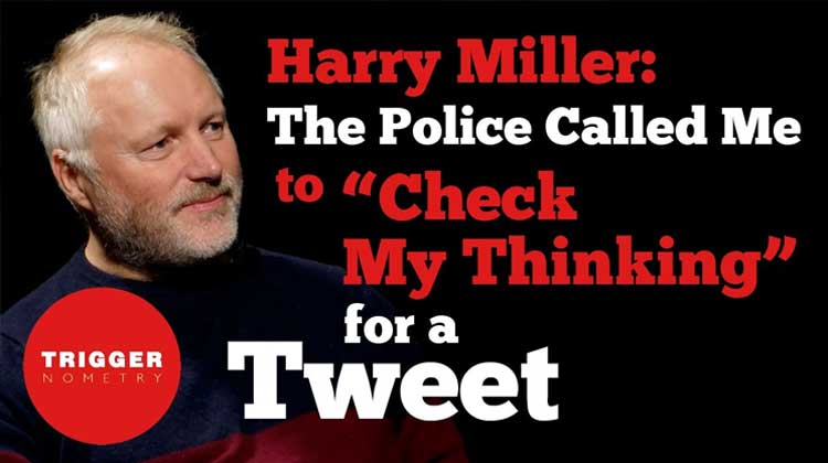 Harry Miller: UK Judge Slams Police for Violating Freedom of Expression