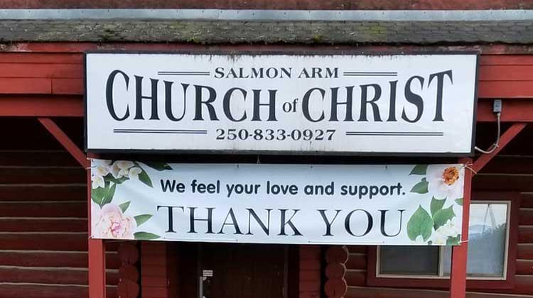 Matrix Savage Gathergood and the Salmon Arm Church of Christ Shooting