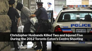 Christopher Husbands 2012 Toronto Eaton's Centre Murders