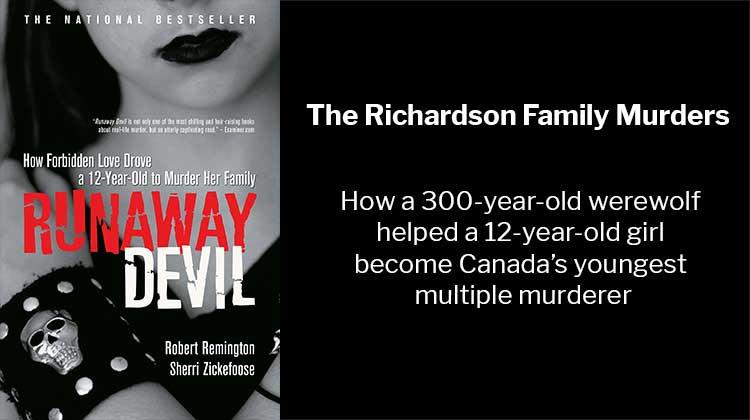 The Richardson Family Murders