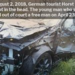 Youth Criminal Justice German Tourist Horst Stewin Shooting