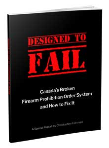 Reform Canada's Broken Firearm Prohibition Order System