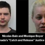 "Nicolas Bain and Monique Boyer Canada's ""Catch and Release"" Justice System"