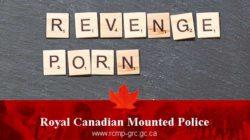 Revenge Porn: Former RCMP officer pleads guilty