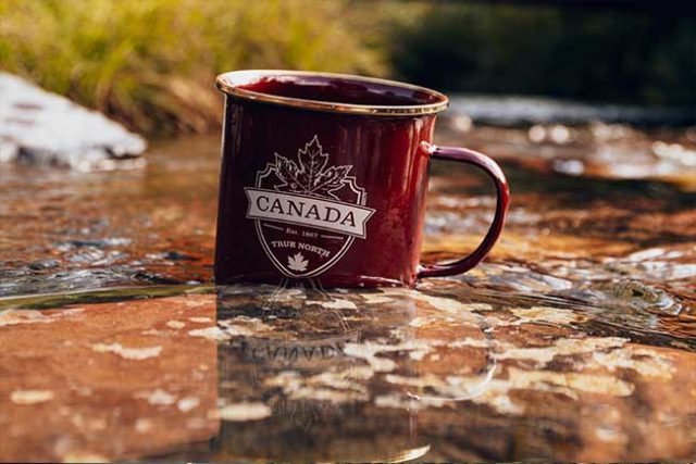 Canada Mug in Creek