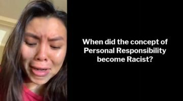 Claira Janover - Personal Responsibility is Racist