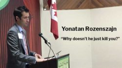 "Immigration and Refugee Board judge Yonatan Rozenszajn to Nigerian Refugee: ""Why doesnt he just kill you?"""