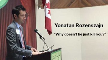 """Immigration and Refugee Board judge Yonatan Rozenszajn to Nigerian Refugee: """"Why doesnt he just kill you?"""""""