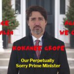 Justin Trudeau: Our Perpetually Sorry Prime Minister