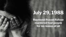 Raymond Russell Rafuse Murdered Four, Injured One at a 1988 Calgary Party