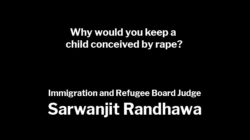Sarwanjit Randhawa: Why would you keep a child conceived by rape?