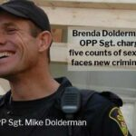 Brenda Dolderman, wife of disgraced OPP Sgt. Mike Doldermn faces new criminal charges