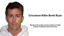 Scarborough Crossbow Killer Brett Ryan