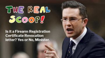 Pierre Poilievre: The REAL Scoop on Why the RCMP Came Clean Friday Afternoon