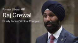 Raj Grewal: Former Liberal MP Finally Faces Criminal Charges