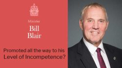 Bill Blair: Promoted to his Level of Incompetence?