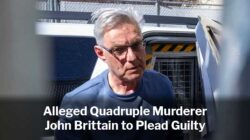John Brittain: Killer of Four to Plead Guilty