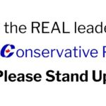 Erin O'Toole: Will the Real Leader of the Conservative Party Please Stand Up?