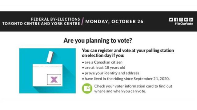 Elections Canada Flyer