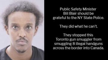 Gun Smuggler Ayub Guled Arrested in New York State