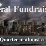 Liberal Party Worst Fundraising Quarter in almost a Decade