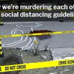 Murdered over social distancing guideline dispute