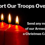 Send Our Troops A Christmas Card Today