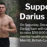 Support Darius Sams Run Against Addiction