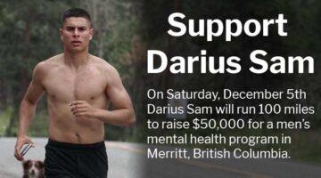 Support Darius Sams Run Against Addiction