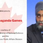 Welcome to the Propaganda Games Courtesy of Harjit Sajjan and the Canadian Forces Public Affairs Division