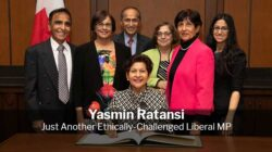 Yasmin Ratansi: Just Another Ethically-Challenged Liberal MP