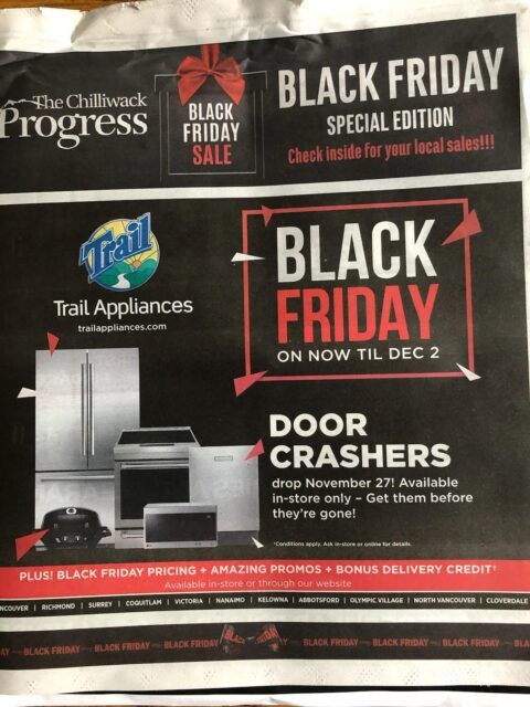 Black Friday is COVID-19-Proof?