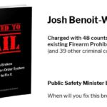 Josh Benoit-Wilson: 48 Counts of Violating Firearm Prohibition Order