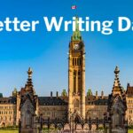 Letter Writing Day: Write Your Member of Parliament Today