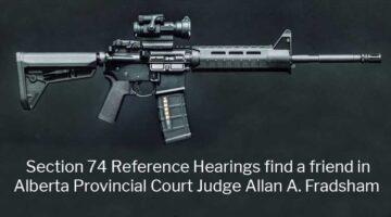 Judge Allan Fradsham: Is He Gun Owners' Newest Best Friend?