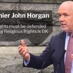 BC Premier Horgan Obeys One Section of Charter While Happily Violating Another