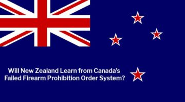 New Zealand's Proposed Firearm Prohibition Order Gets It Right