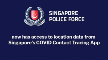 Singapore Police Granted Access to Singapore's TraceTogether COVID Contact Tracing App Data