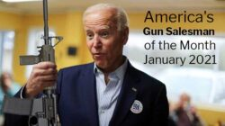 America's Gun Salesman of the Month for January 2021