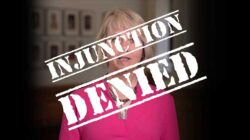 Bonnie Henry COVOD Injunction Against Churches DENIED