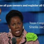 Texas Congresswoman Sheila Jackson Lee