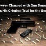 US Lawyer Charged with Gun Smuggling Postpones Trial Again