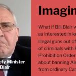 Imagine... What if Bill Blair was half as interested in keeping illegal guns out of the hands of criminals with Firearm Prohibition Orders as he is about banning Airsoft guns from ordinary Canadians?